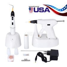 Dental Endo Obturation System Gun Heated Pen Percha Gutta Tips