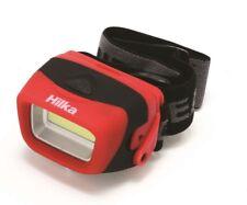 Hilka 3w COB 120 LÚMENES Linterna con baterías