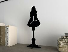 Alice in Wonderland Madness Returns - Silhouette Table Clock