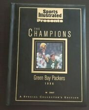 Sports Illustrated Presents The Champions Green Bay Packers 1996 Brett Favre