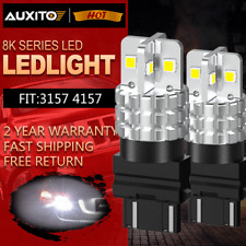 AUXITO 3157 3156 SMD 3000 Lumens White Backup Reverse High Power LED Light Bulbs