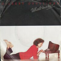 "Gilbert O'Sullivan – What's In A Kiss 7"" – CBS 8929 – VG+"