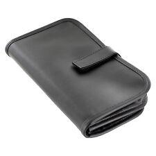 Royce Leather Automobile Organizer, Genuine Leather, Black