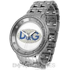 *NEW* DOLCE & GABBANA MENS D&G PRIME TIME BLUE WATCH - DW0133 - RRP£200