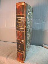 lot 2 Catholic Church in Germany History antique old German Language leather vol