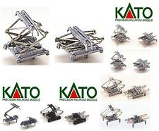 KATO NEW 11-405 PAR ROUTERS MADERA MEDI TIPO FS GRISES metal y DE PLÁSTICO
