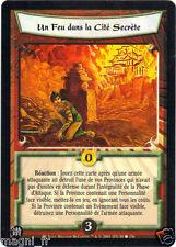 Legend of The Five Rings n° 88/156 - Un feu dans la cité secrète
