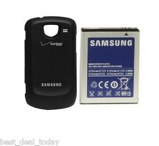 OEM Samsung Extended Life Battery&Door For Brightside SCH-U380 Verizon 1500mah