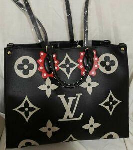 Woman handbag shoulder purse bag tote large