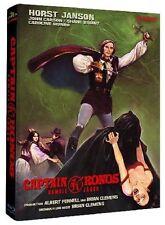 Mediabook Captain Kronos - Cacciatore Vampiri Martello Edizione Blu-Ray DVD