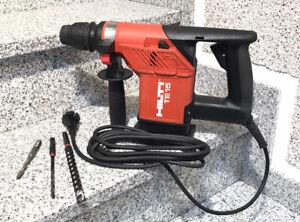 Hilti te15 Bohrhammer Bohrmaschine Schlagbohrmschine SDS Plus Schrauber 25 6 7