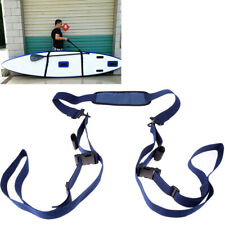 Adjustable SUP Stand Up Paddle Board Surf Carrier Sling Shoulder Strap Belt