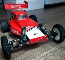 Vintage RC10 Worlds Car Custom Build shelf roller RPM HPI JG Jconcepts