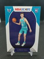 2020-21 Panini NBA Hoops LaMelo Ball Base RC Charlotte Hornets #223