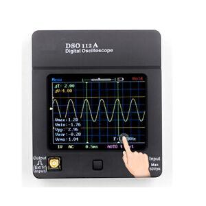 DSO112A Digitaloszilloskop Mini-Speicher TFT USB-Tester Multimeter 2MHz 5Msps *1