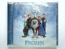 Frozen [Original Motion Picture Soundtrack] (2013) CD New & Sealed