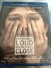 EXTREMELY LOUD & INCREDIBLY CLOSE*****BLU-RAY****REGION FREE*****NEW & SEALED