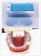 1pack Dental Guide Template Plate For Complete Denture False Teeth Arrangement