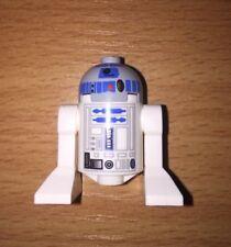 LEGO Star Wars R2-D2 grigio chiaro bluastro Testa SW217 Set da 9494,10188,9490,8092