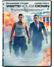 NEW White House Down DVD+DIGITAL MOVIE Jamie Foxx Maggie GyllenhaaL Jason Clarke