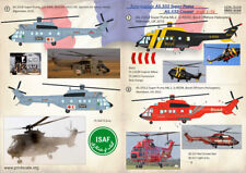 Print Scale 1/72 Aerospatiale AS.332 Super Puma AS.532 Cougar # 72218