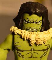 Marvel Minimates Incredible Hulk Through the Ages JOE FIXIT FREE flat SHIPPING