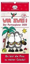 Sheepworld Planer für zwei 2020