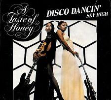 "A TASTE OF HONEY ""DISCO DANCIN'/Sky High"" CAPITOL 4668 (1978) 45rpm & PIC SLV"