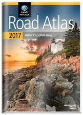 RAND MCNALLY 2017 ROAD ATLAS US CANADA MEX