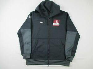 Standard Cardinal Nike Jacket Men's Black Therma-Fit NEW Multiple Sizes