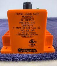 ATC Diversified Electronics SLD-230-ALE Phase Unbalance Monitor