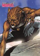 WOLFSBANE / Women of Marvel 2008 BASE Trading Card #80