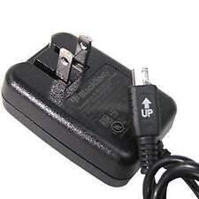 BlackBerry Mini-USB Folding Blade Travel Charger