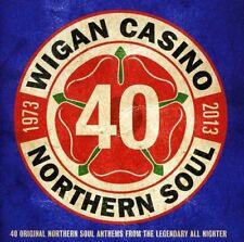 Wigan Casino 40th Anniversary Album [CD]