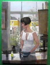Artist Portrait Multi-Colour Art Paintings
