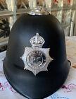 Vintage Police Bobby Constabulary Toy Hat Helmet/Halloween