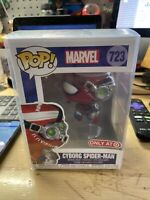 Funko Pop! Marvel Cyborg Spider-Man #723 Target Exclusive