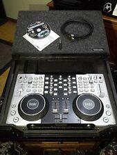 Hercules 4-mx DJ Console - Consola - Mezclador INCLUYE Maleta Marathon