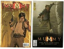 The Mummy: The Rise And Fall Of Xango's Ax #1-4 (2008) IDW VF/NM To NM