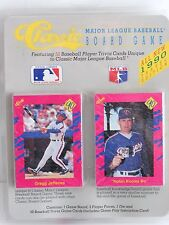 Classic Major League Baseball Board Game Gregg Jefferries & Nolan Knows Bo