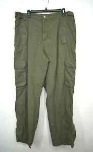 Mossimo Climate Control Mens Straight Leg Comfort Fit Casual Cargo Pants W38L32