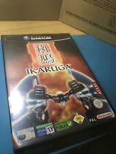Ikaruga (Nintendo GameCube, 2003) Rare Atari GCB Pal Version