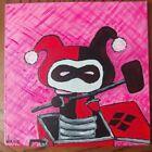 Harley Quinn, Art, Cartoon, Painting, Comic