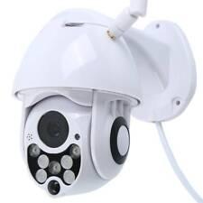 1080P HD IP Camera Waterproof Outdoor WiFi PTZ Security Wireless IR Cam Tool