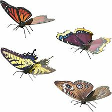 Metal Earth Model Kit Monarch Buckeye Tiger Swallowtail Mourning Cloak Butterfly