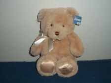 BABY GUND MY FIRST TEDDY BEAR WITH TAGS - 10 INCHES TALL