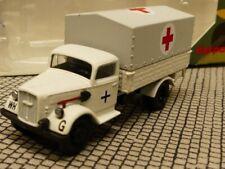 1/87 Herpa Opel Blitz Sanitätskraftwagen Deutsche Armee bei Moskau 745772