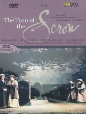Britten: The Turn Of The Screw / Field, Davies, Bedford, Greager - DVD