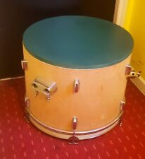 **Upcycled Bass Drum** Coffee Table with storage. # Free postage #