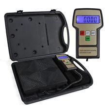Digitalwaage / Digitale Kältemittelwaage SC03, bis 100kg, 5gr. - Auflösung